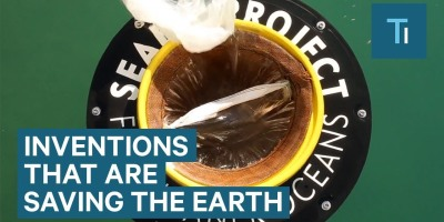 10 inventions that are saving the earth