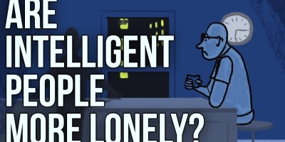 are intelligent people more lonely