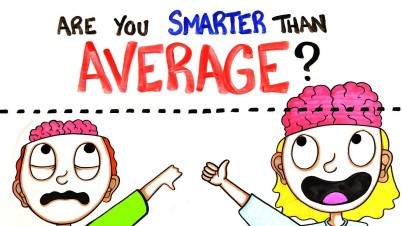 are you smarter than average