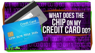 How Chips Make Credit Cards More Secure