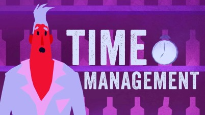 How to manage your time more effectively (according to machines)