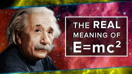 The real meaning of E=mc2