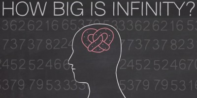 how big is infinity