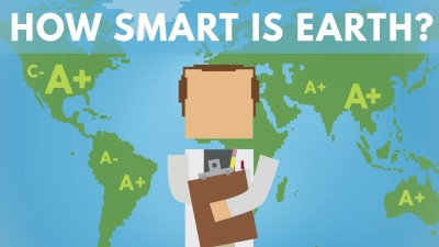 How Smart Is Earth