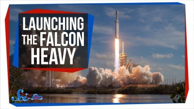 how spacex launched the most powerful rocket in the world