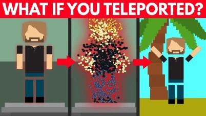 What If We Could Teleport?