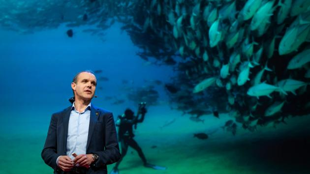 Enric Sala - Let's turn the high seas into the world's largest nature reserve
