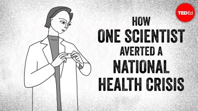 How One Scientist Averted A National Health Crisis