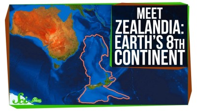 Meet Zealandia - The Earth's '8th Continent' (and Real-Life Atlantis)