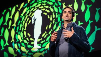 Prosanta Chakrabarty - Four billion years of evolution in six minutes