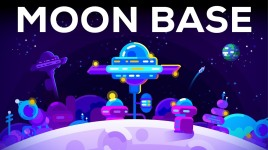 How We Could Build a Moon Base TODAY – Space Colonization 1
