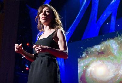 Janna Levin - The sound the universe makes