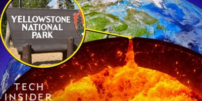 NASA's $3.5 Billion Idea To Save Earth From A Supervolcano Apocalypse