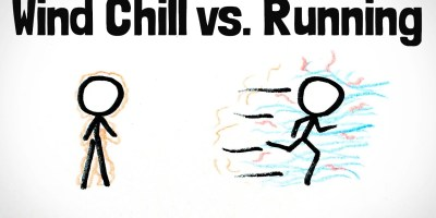 Should You Walk or Run When It's Cold?