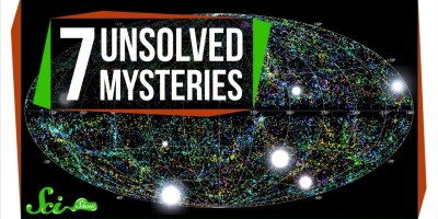 7 Mysteries Science Hasn't Solved