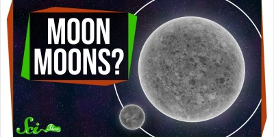 Can Moons Have Moons?