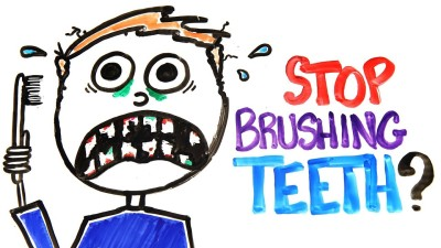 What If You Stopped Brushing Your Teeth Forever?