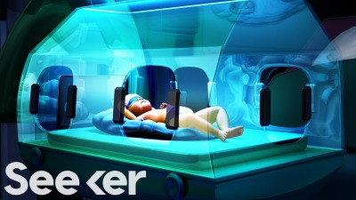 The Crazy Plan to Deliver the First Baby in Space