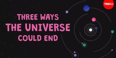 Three ways the universe could end