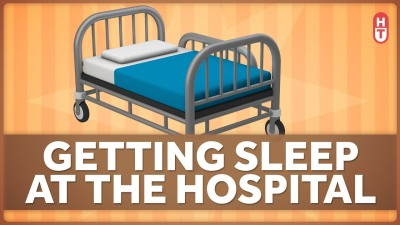 Sleeping in Hospitals Is Just Awful