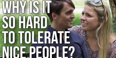 Why Is It so Hard to Tolerate Nice People?