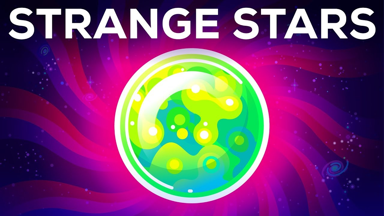 The Most Dangerous Stuff In The Universe – Strange Stars Explained