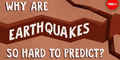 Why are earthquakes so hard to predict?