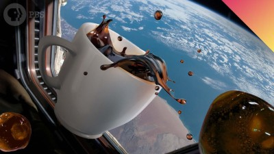 How To Drink Coffee In Space