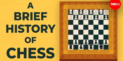 A brief history of chess - Alex Gendler