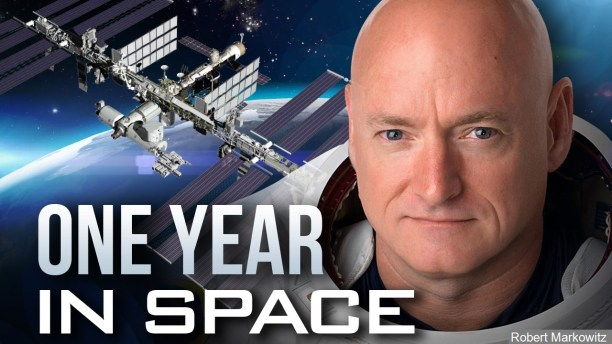 Astronaut Scott Kelly grew 2 inches (5cm) taller in space because the lack of gravity causes the spinal disks to expand