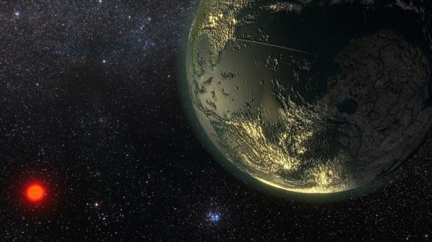 'Super-Earth' Planet With An Orbital Period Of Less Than 7 Hours Discovered