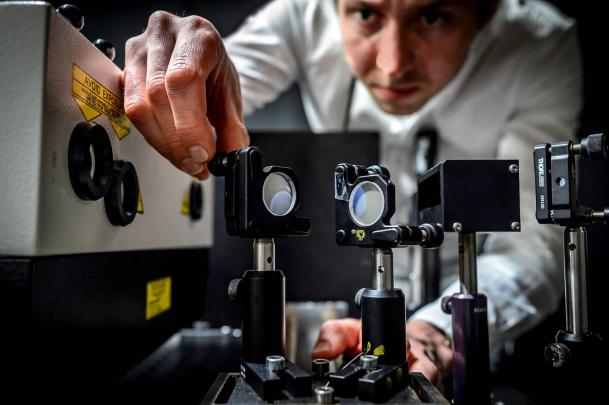 This World's Fastest Camera Can Film At A Rate Equivalent To Five Trillion Images Per Second