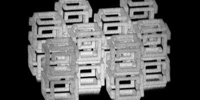 Implosion Fabrication Shrinks Objects To Nanoscale