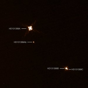SPHERE observations of the planet HD 131399Ab