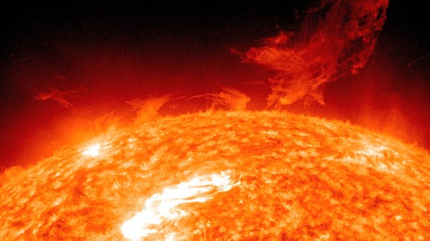 The Sun's Core Has Been Found To Rotate 4 Times Faster Than Its Surface