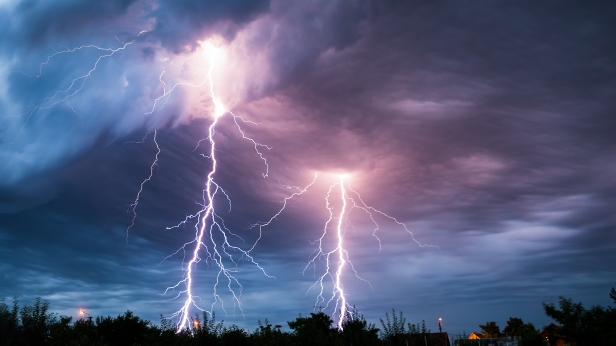 Lightning Creates Antimatter In The Atmosphere - And It's Powerful Enough To Set Off Nuclear Reactions, Study Finds.