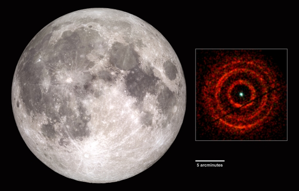 Black hole explosion in v404 cygni