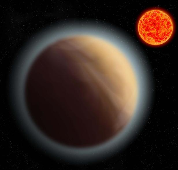 Atmosphere Detected Around an Earth-Like Exoplanet GJ 1132B