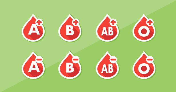 Non-O (A, B And AB) Blood Groups Associated With Higher Risk of Heart Attack or Stroke