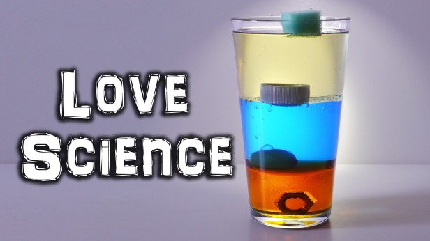 Denser Than You Think - Density Science Experiment