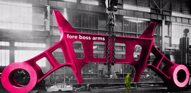 Fore Boss Arms