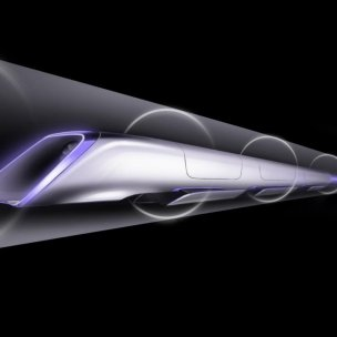 HyperLoop cruising concept