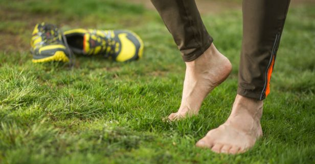 Barefoot Running Improves Working Memory