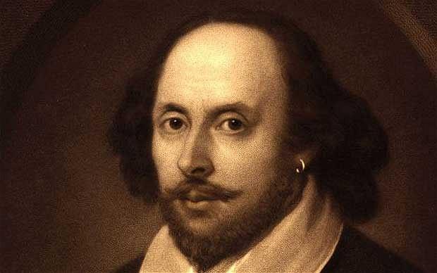 The Chandos Portrait of William Shakespeare Restoration