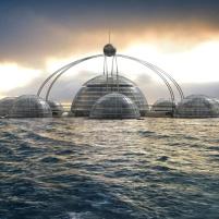 Sub-Biosphere 2: Futuristic Self-Sustaining Underwater Biosphere