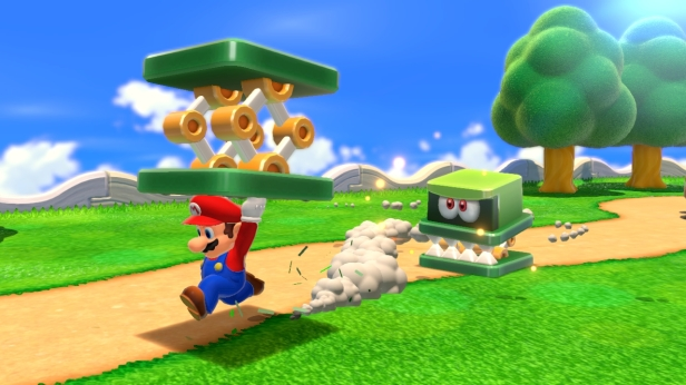 Super Mario 3D World - Study shows playing 3d video games can improve formation of memories