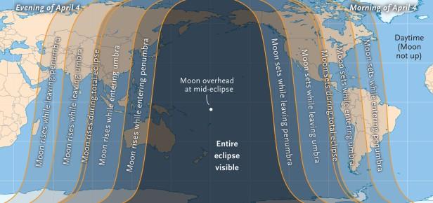 Lunar Eclipse, April 2015