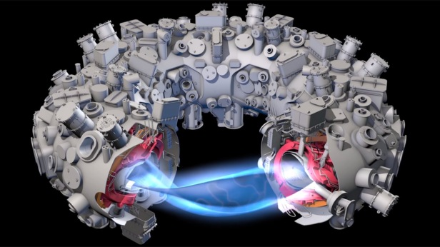 Germany's Wendelstein 7-X - The World's Largest Stellarator-Type Nuclear Fusion Device Produces And Sustained Its First Flash Of Hydrogen Plasma