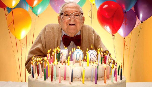 Secret To A Longer Life - Study Reveals 4 Genes That Make You Live Past 100