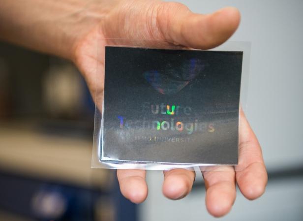 Making Holograms Using Inkjet Printer Now Possible